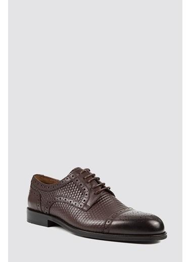 D'S Damat Klasik Ayakkabı Kahve